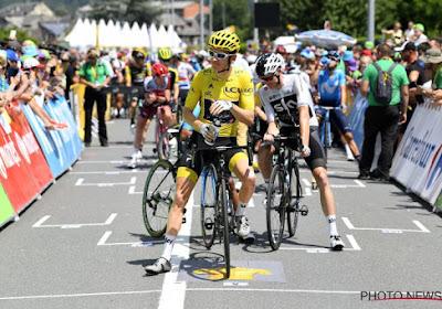 Entre le Giro et le Tour de France, Geraint Thomas a fait son choix