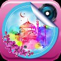 Cute Islamic Photo Stickers icon