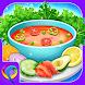 Vegan Food Cooking Game - Go Vegan