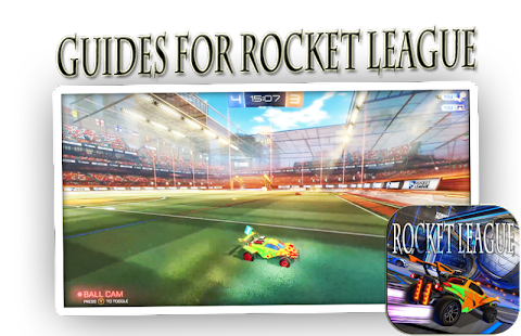 Guides for Rocket League - náhled