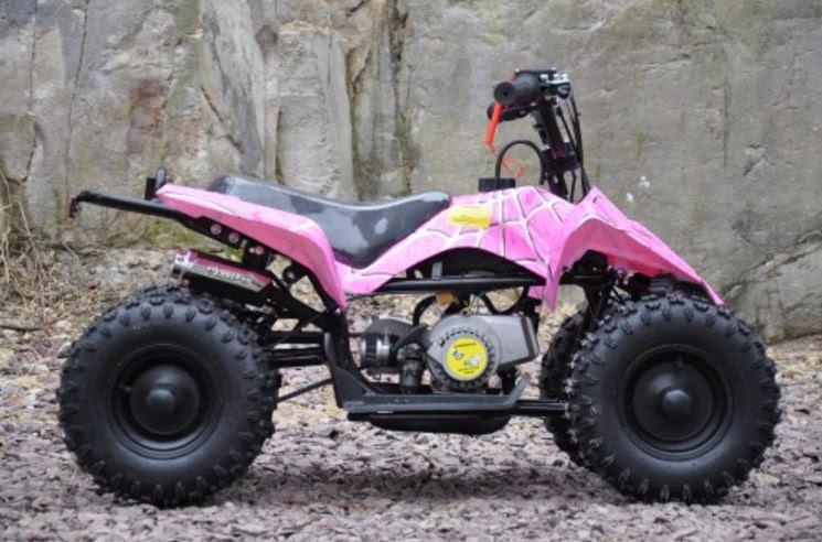 49cc sports quad bike raptor atv kids quad 2 stroke motoworks sale cheap offroad