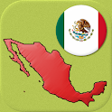 Mexican States - Quiz about Geography of Mexico icon