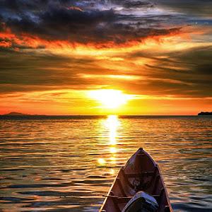 Sunset Time in Boswesen Sorong.jpg