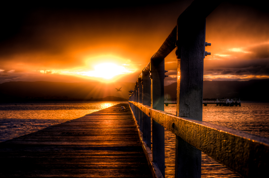 by Caroline Ash - Landscapes Sunsets & Sunrises