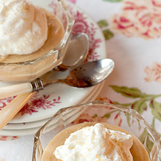 Old-Fashioned Butterscotch Pudding