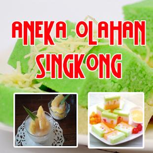 Hasil Olahan Singkong Terbaru - náhled