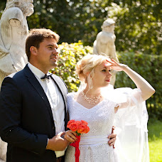 Wedding photographer Nikolay Nikolaev (Nickk). Photo of 24.08.2015