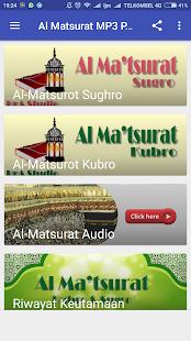 Al Matsurat MP3 Pagi & Petang - náhled