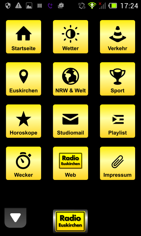 Radio Euskirchen- screenshot