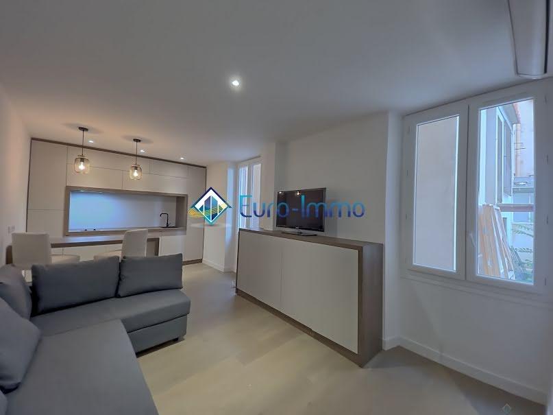 Vente studio 1 pièce 24 m² à Beausoleil (06240), 220 000 €