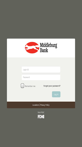 Middleburg Bank