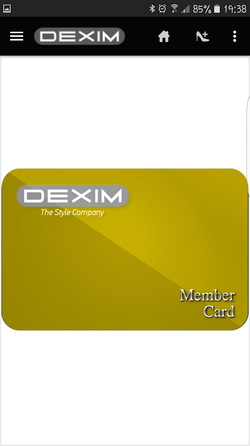 Dexim - The Style Company- screenshot