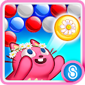 Bubble Mania: Spring Flowers icon