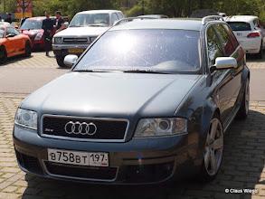 Photo: Eckhard, die Russen sind da! Audi RS6