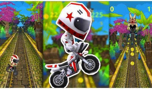 Bike Racing Stunt - náhled