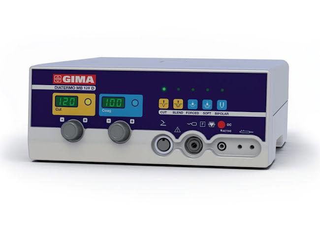 Diatermi Q120 Mono- och Bipolär 120 Watt