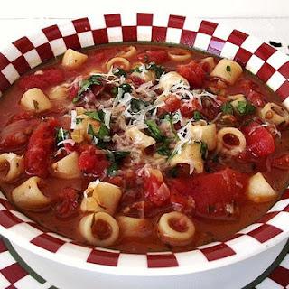 Tomato Ditalini Soup Recipes