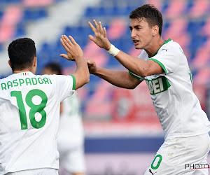 Serie A : La Roma déroule, Sassuolo prend la deuxième place