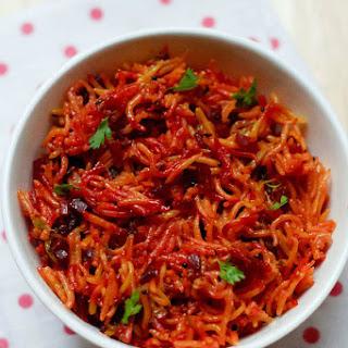Beetroot Rice Recipe | Beetroot Pulao