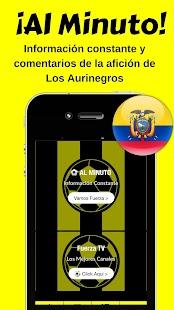 Fuerza Amarilla Noticias - El Aurinegro de Ecuador - náhled