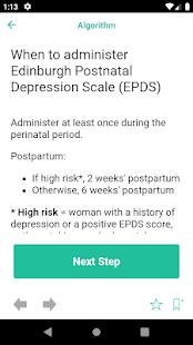 Download APGO Perinatal Depression For PC Windows and Mac apk screenshot 4