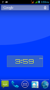 Alarm Digital Clock-7 Pro - náhled