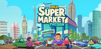 Play Idle Supermarket Tycoon - Tiny Shop Game on PC, for free!