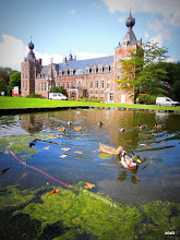 Photo: Arenberg zamecek na kampusu - fakulta architektury