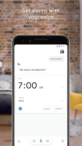 Google Assistant - Get things done, hands-free 0.1.187945513 screenshots 3