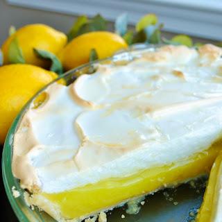 Lemon Meringue Pie With Gelatin Recipes.