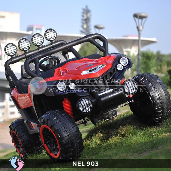 Xe ô tô điện địa hình NEL-903 4 động cơ 7