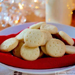 Grandma's Scottish Shortbread with Amazon Gift Card Giveaway for #ChristmasWeek