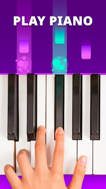 Piano - Play & Learn Music Android App Screenshot