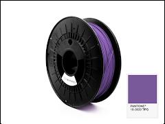 FiberForce Pantone (R) 18-3633 TPG PLA Filament - 2.85mm (0.75kg)