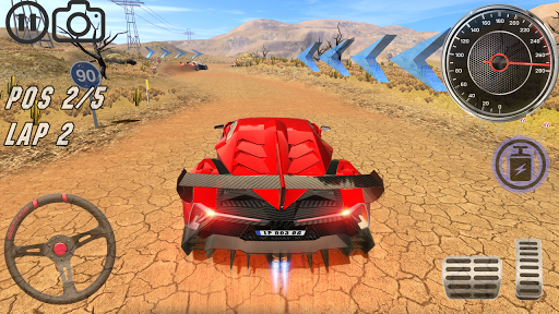 Lambo Car Simulator  screenshots EasyGameCheats.pro 4