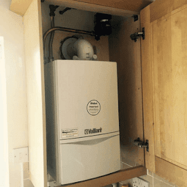 New Vaillant boiler in Brackley - Northamptonshire