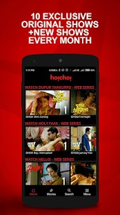 Hoichoi - Bengali Movies | Original Web Series- screenshot thumbnail
