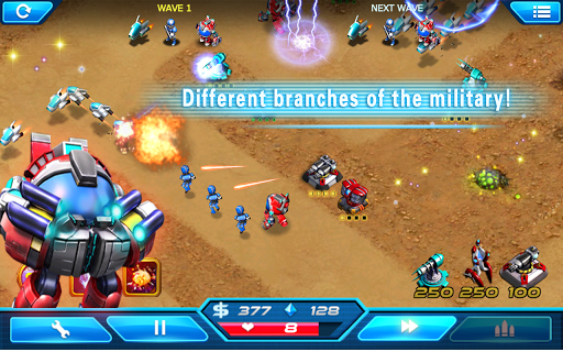 Corps Defense 1.1.6 screenshots 14