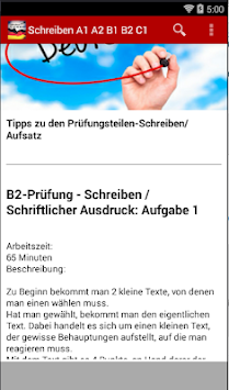 Download Schreiben A1 A2 B1 B2 C1 Apk Latest Version App For Android