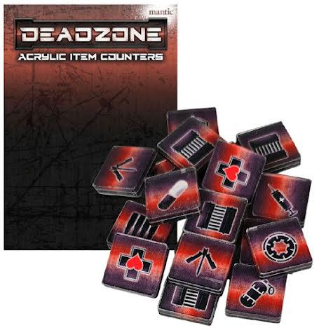 Deadzone 3.0 Acrylic Items