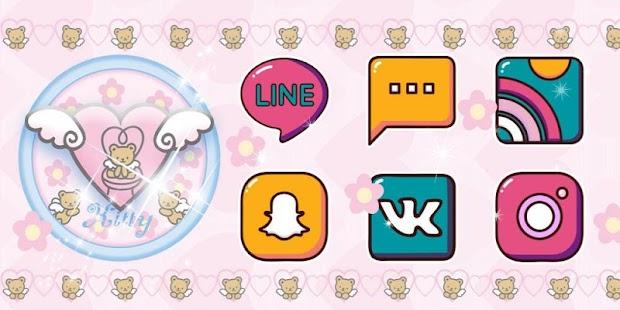 Cartoon Kitty Theme - náhled