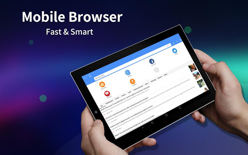 Web Browser - Fast, Private & News for PC
