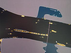 Photo: Denkbeeldige finishlijn recordpoging 2010 Foto: E. van Golden