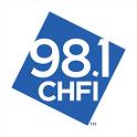 98.1 CHFI Toronto icon