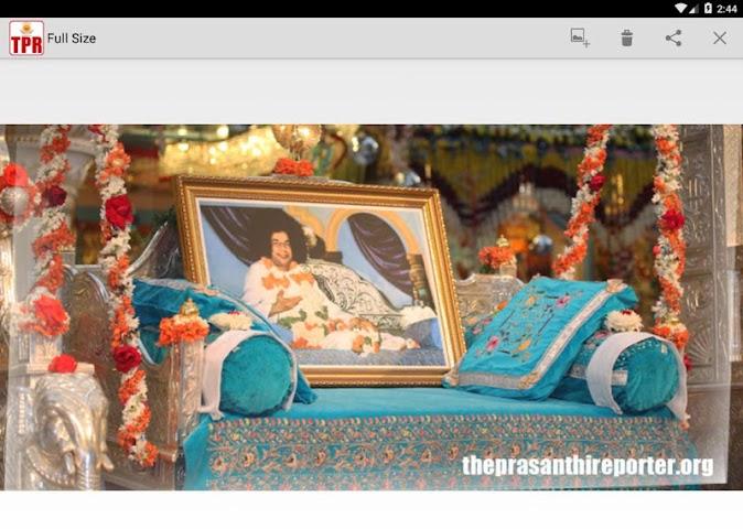 android The Prasanthi Reporter - TPR Screenshot 22