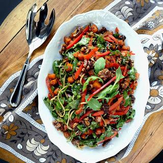 Aututagmn Asian Noodle Salad