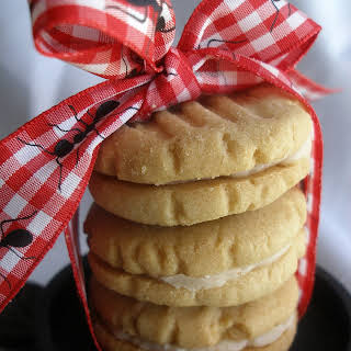 Danish Butter Sandwiches.