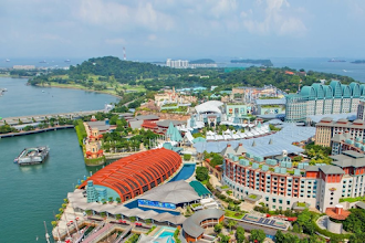 Things to do in Sentosa Island