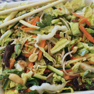 Claim Jumper Spicy Thai Slaw