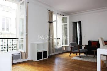 Appartement meublé 3 pièces 54,16 m2